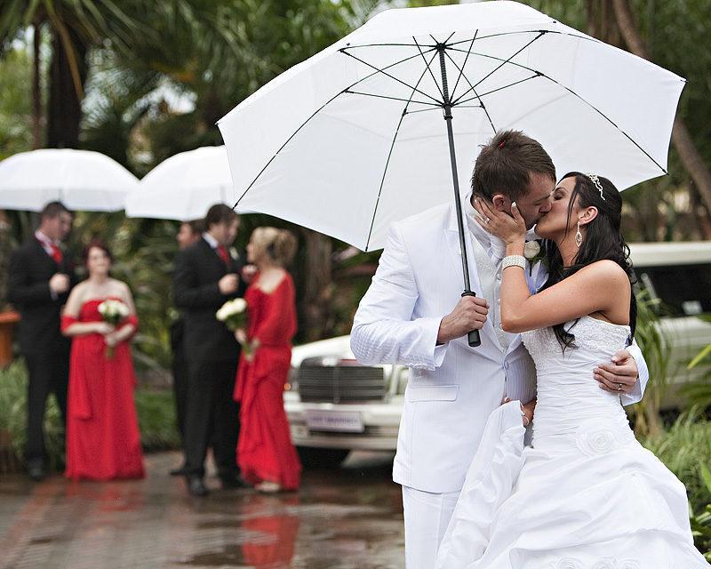 It's Raining on my Wedding Day
