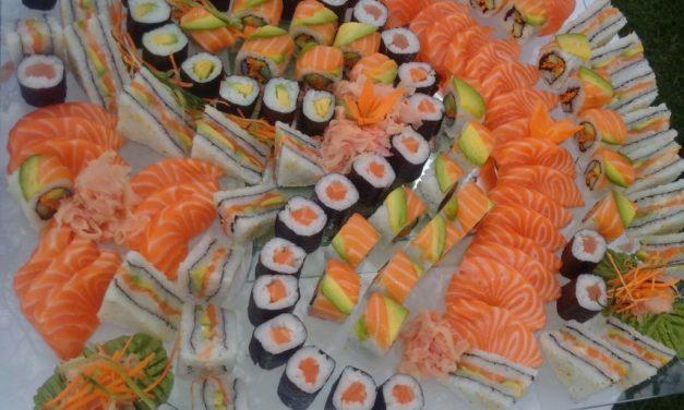 Sushi Spring Spectacular