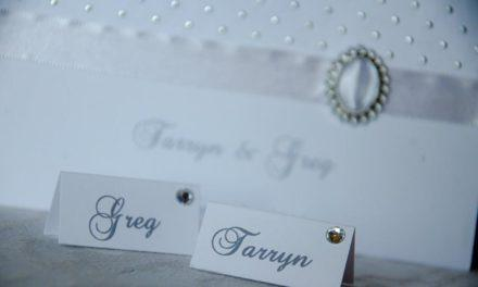 Chapters Wedding Stationery