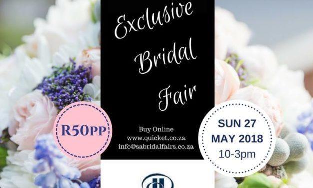 Hilton Hotel Durban Bridal Fair