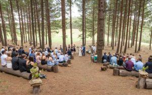 Bellwood Forest Ceremony