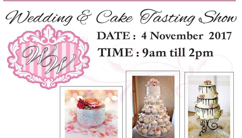 Cake Tasting ad 4 November 2017 COVER
