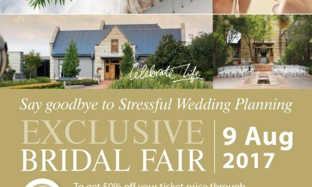 Exclusive Wedding Showcase at De Hoek Country Hotel