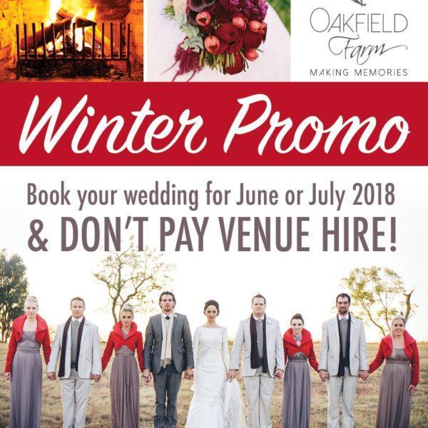Oakfield Farm Winter Special 2018