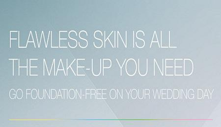 Flawless skin: The greatest wedding gift you can give yourself!