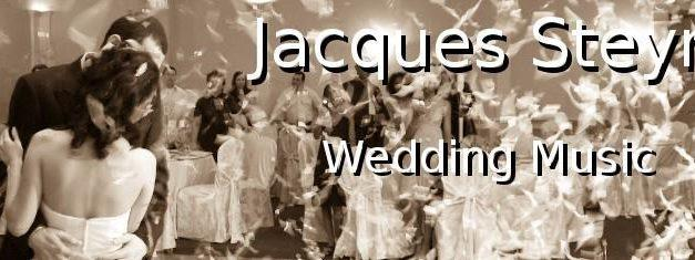 Jacques Steyn Wedding Music