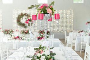 Popular wedding colours