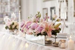 Wedding decor colours